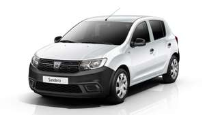 Dacia sandero, still only £5995 otr @ Dacia, includes 3 year warranty and breakdown cover
