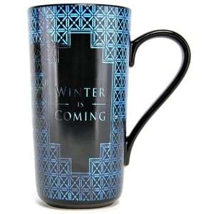 Game of Thrones Heat Changing Latte Mug. £6.99 instead of £12.99. 46% off with free Delivery @ Internet gift store