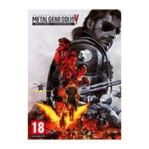 Metal gear solid V: The Definitive Experience - Includes: The Phantom Pain + Ground Zeroes & Lots of DLC £7.78 @ Dreamgame [PC / Steam] [Ground Zeroes alone £2.98]