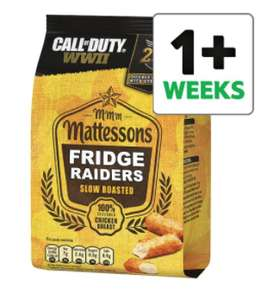 Mattessons Fridge Raiders 60G 64p Tesco