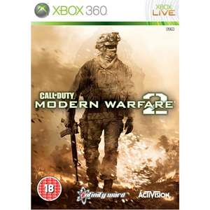 [Xbox 360/One?] Call of Duty: Modern Warfare 2 - £2.50 - CEX (£2.99 Delivered - Grainger Games)