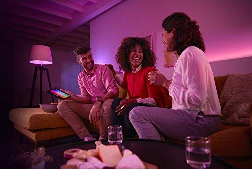 Philips Hue  2m Lightstrip Plus, LED Kit, Works with Alexa £56.74 @ Amazon