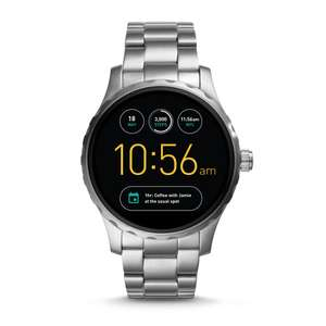 Fossil Marshal Smartwatch Stainless Steel or Leather [2nd Gen] £148 Delivered @ Fossil