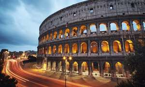 Rome and Venice: 4 Nights at a choice of Hotels + Train Transfer + Return Flights from  £109.65pp @ Groupon