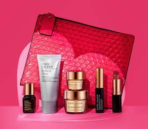 Get £164 worth  of ESTEE LAUDER products for £59.50 Buy a gift set Includes 75ml Beautiful perfume (£70 on it's own) + get a Free gift set worth £96 with Free Delivery.