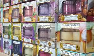 72 x Yankee Candle Scented Tealights Lucky Dip Random Assortment 6 Boxes £19.98 delivered @ Groupon