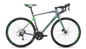 Cube Attain GTC Pro Disc 2017 Carbon Road Bike £1,093.99 w/code + DX 24 Hour Delivery + Others @ Rutland Cycling