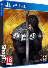 Kingdom Come: Deliverance PS4/XBOX ONE £39.85 @ shopto