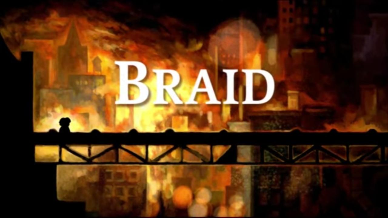BRAID [puzzle platformer] £2.79 @ GOG