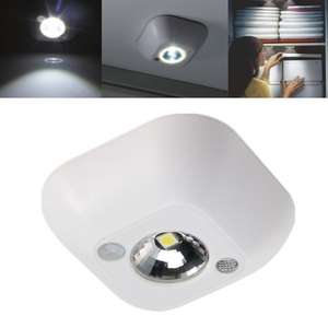Mini Wireless PIR Motion Sensor Night Light £2.90 @ Banggood