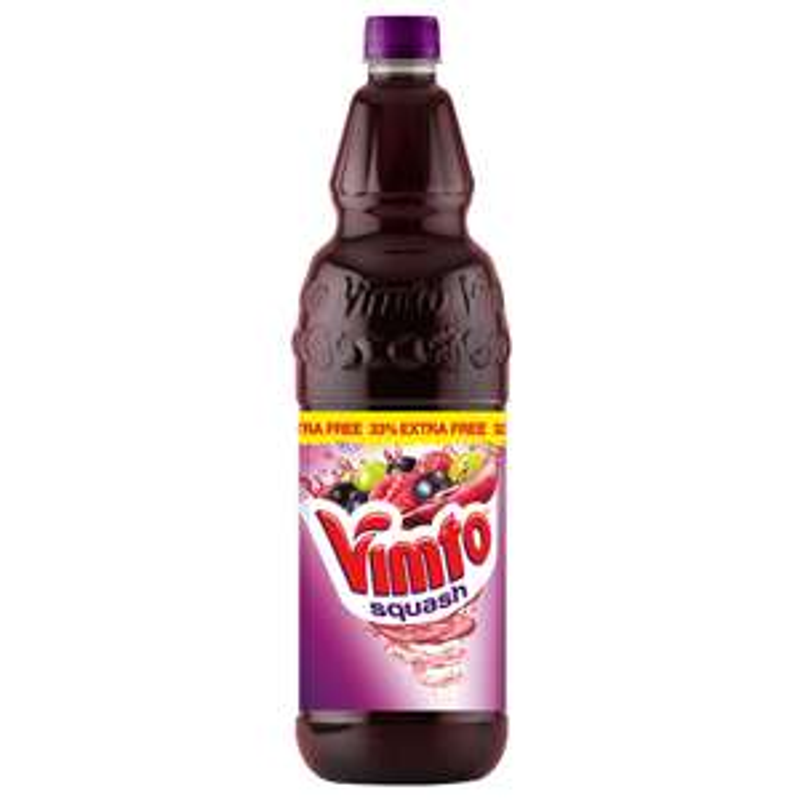 Vimto Original / No Added Sugar (2L) - £1.99 @ B&M