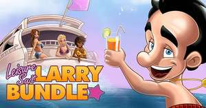 Leisure Suit Larry Bundle 12 Steam Games Just £2.88 at Indie Gala!
