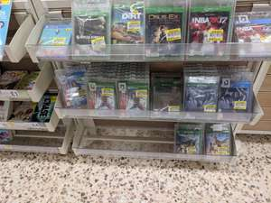 Yes, another one! Lots of Xbox and PS4 games reduced @ Tesco Yeovil