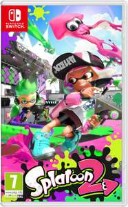 Splatoon 2 £42.99 (£38.69 with WELCOME voucher code) for Nintendo Switch @ Zavvi