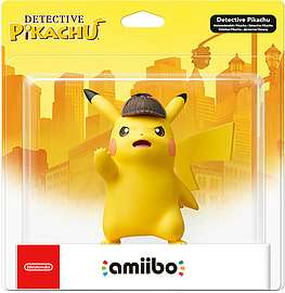 Run away ! the end is nigh, detective pikachu amiibo with free p&p @GAME for the retail price.