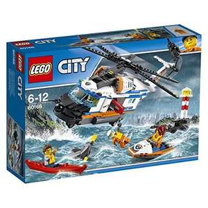 LEGO 60166 Heavy Duty Rescue Helicopter £20 instore @ Tesco (Craigavon)
