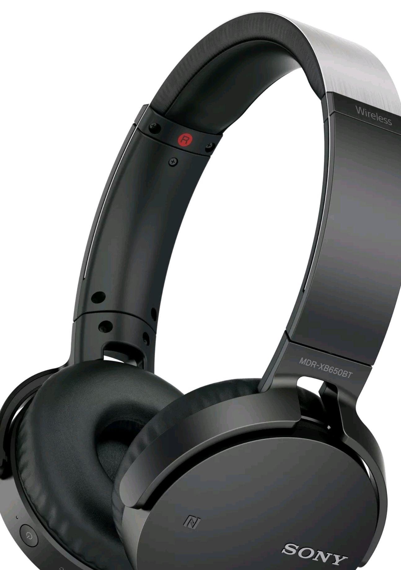 Sony MDR-XB650BT Black Bluetooth Headphones refurbished  £39.99 @Argos Ebay (No Jack)