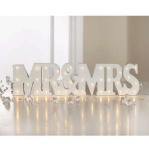Wedding items (table deco, bouquets, invites etc) at B&M - from £1
