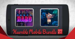 Humble Mobile Bundle 22 @ Humble Bundle - 71p (see post for details)