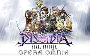 Dissidia Final Fantasy Opera Omnia (iOS/Andorid) Free @ iTunes/Google Play (Contains IAP)