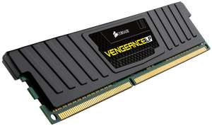 CORSAIR Vengeance LP Black DDR3 - 8GB x 2 - £84.97 @ PC World