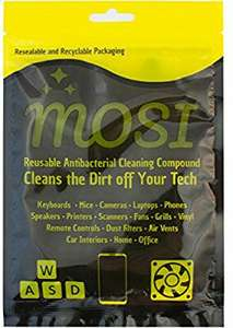 MOSI Reusable putty cleaner FREE add on Item with £20 spend Sold by MOSI @ Amazon