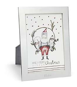Mamas & Papas My First Photo Frame, Silver - £5.11 @ Amazon (Add On Item)
