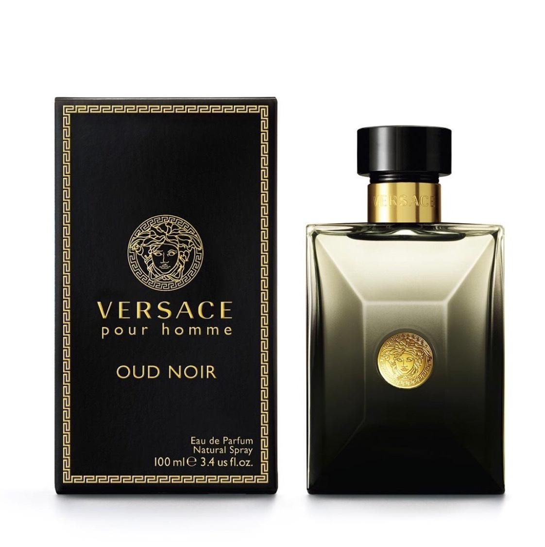 Versace Pour Homme Oud Noir Eau de Parfum, 100ml / free delivery  £53.99 -  buy_a_perfume  / eBay store