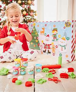 Advent soft stuff £5 Mothercare