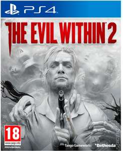 The Evil Within 2 - PS4 / Xbox One £8 @ Asda instore & online