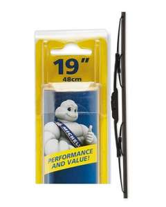 "Michelin Windscreen Wipers 16"", 19"" and 20"" - £4.99 at Aldi"