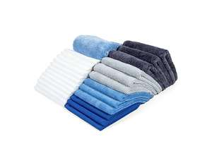 Detailers Very High Quality MIxed Towel Set £28 from Polished Bliss - Half Price were £56