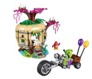 Lego Angry Birds model 75823 Island Egg Heist £24.96 LIMITED stock @ toysrus c+c only
