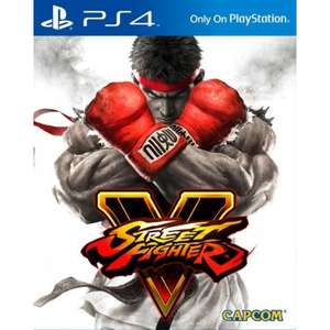Street Fighter V (PS4) £9.99 Delivered @ The Game Collection