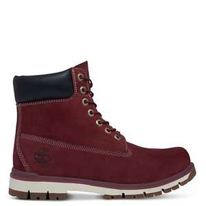 Timberland MEN'S RADFORD 6-INCH BOOT RED £72 Del with New Customer code welcome10