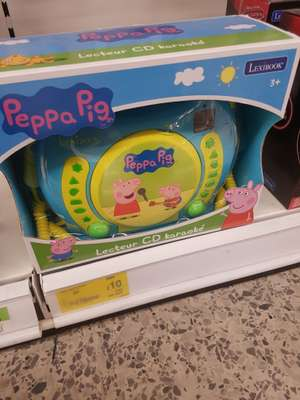 Peppa pig karaoke machine £10 @ Asda - hunts cross Liverpool