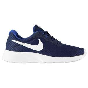 Nike Tanjun Men's Trainers Blue £32.99  including delivery @ Sports direct