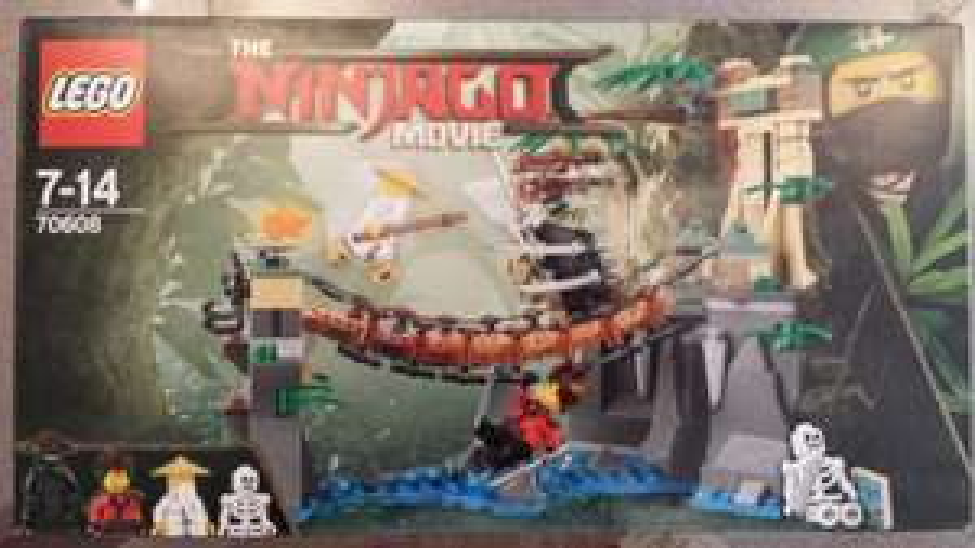 Lego 70608 Master Falls £6.20 instore @ Asda Cheltenham
