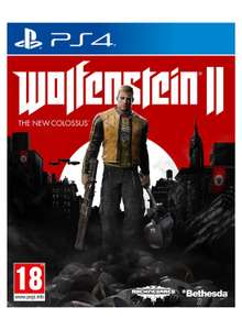 Wolfenstein 2: The New Colossus (Xbox One/PS4) £15 (Prime) £16.99 (Non-prime) Delivered @ Amazon