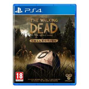 The Walking Dead Collection - The Telltale Series (PS4) £21.99 C&C @ Smyths