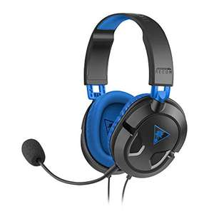 Turtle Beach Recon 60P Amplified Stereo Gaming Headset £25 at Amazon - Prime Exclusive