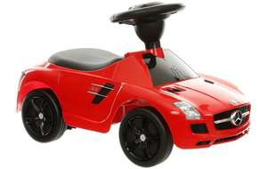 Mercedes SLS Ride On Car £18 - Porsche 911 Ride on Car £22.50 (more in OP) w/code @ Halfords