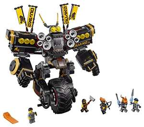 LEGO 70632 NINJAGO Quake Mech £59.99 @ Amazon