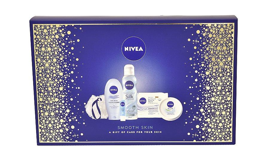 NIVEA Smooth Skin Gift Set - £5 @ ASDA George