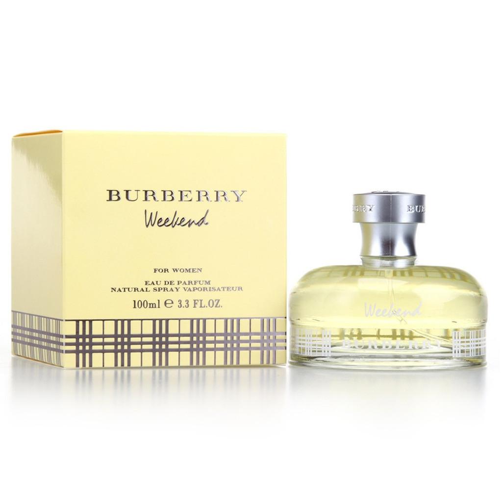 B&M  Bargains Burberry weekend womens 100mls eau de parfum spray - £19.99