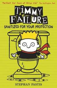 Timmy Failure.  The 4th Book - Paperback £5.49 prime / £8.48 non prime @ Amazon