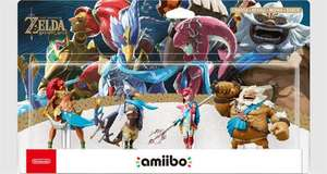zelda champions set amiibo NEW IN STOCK - £48.99 @ Grainger Games