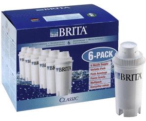 Brita Classic Cartridges 6 Pack @ Tesco Instore - £12