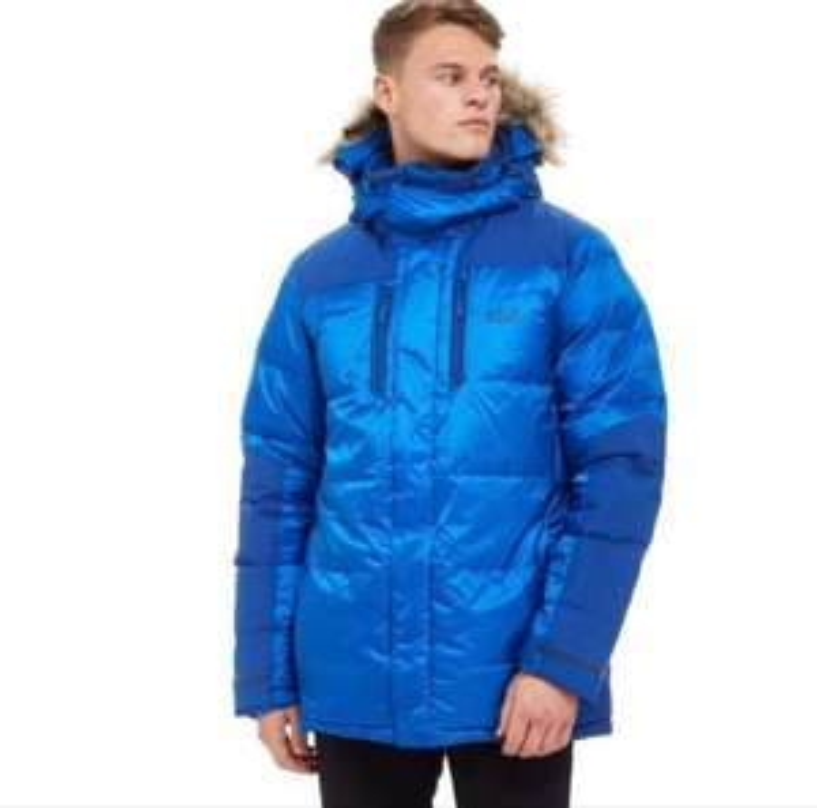 Jack wolfskin cook bubble jacket - £125 @ JD Sports