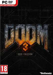Doom 3 BFG Edition £2.24 on MMOGA (for Steam on PC).